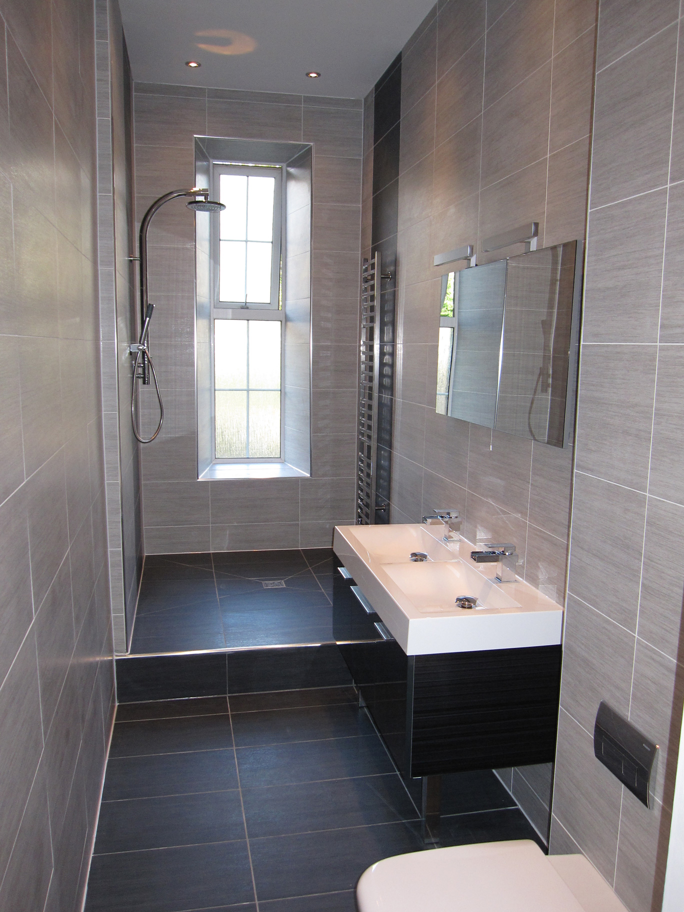 Contemporary Wetroom Buchanan Bathrooms